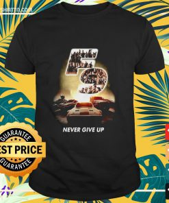 Fast and Furious F9 shirt
