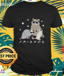 Racoon mouse and opossum friends shirt
