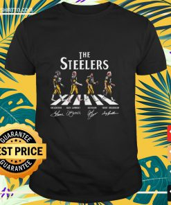The Steelers signature shirt