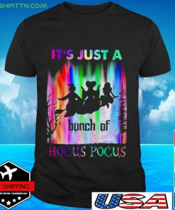 Official It's just a bunch of hocus pocus T-shirt