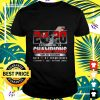 2020 LIV Super Bowl Champions Bucs 31-09 Chiefs football t-shirt