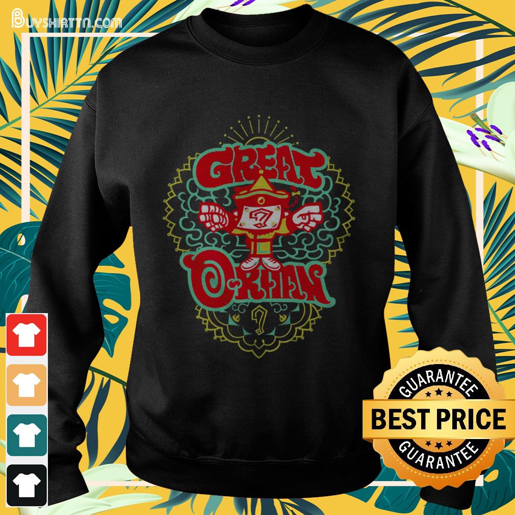 New Japan Pro Wrestling Great-O-Khan Sweater