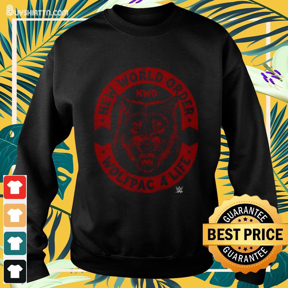 New world order wolfpac 4 life Sweater