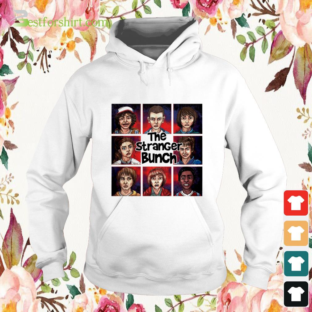 The Stranger bunch and friend Hoodie