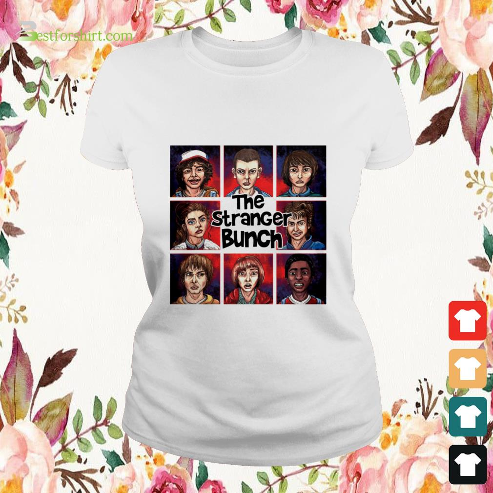 The Stranger bunch and friend Ladies-tee