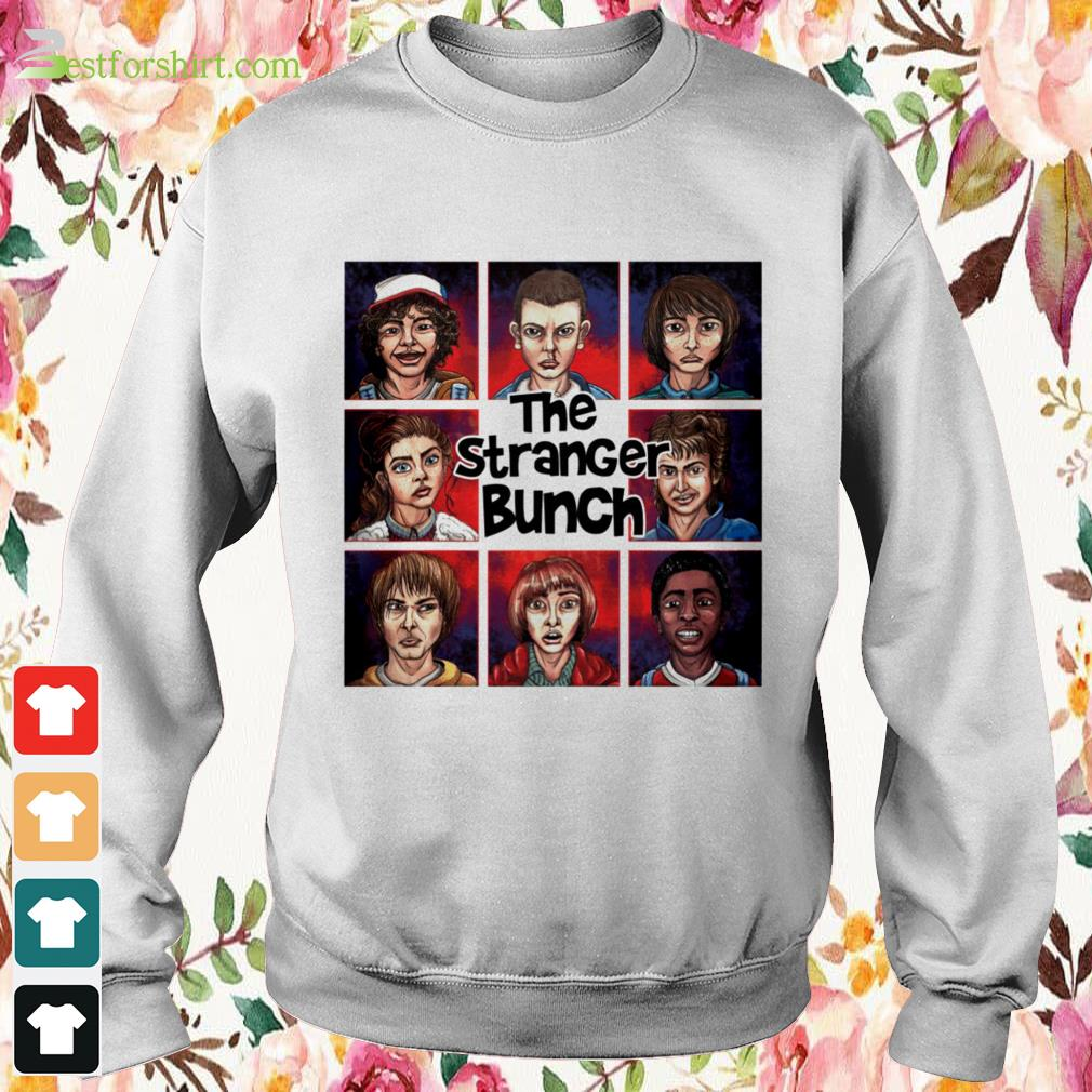 The Stranger bunch and friend Sweater